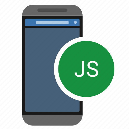 application, javascript, js, mobile, page, web icon