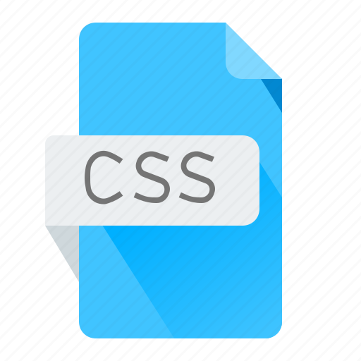 css, file, format, sheet icon