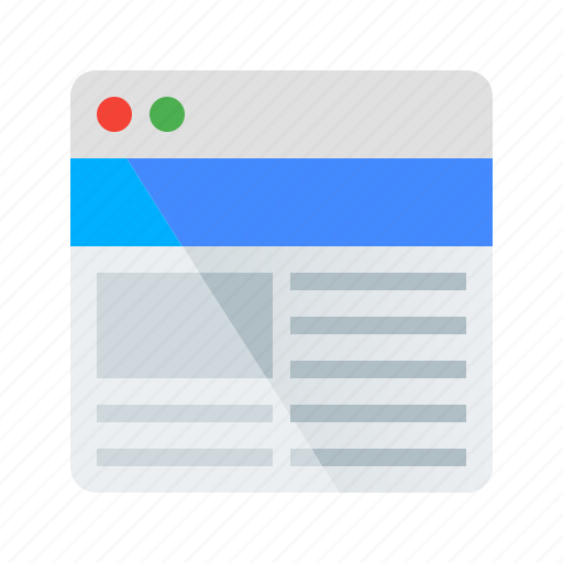 browser, page, web, website icon