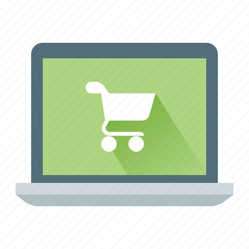 cart, ecommerce, notebook, shop icon