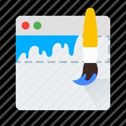 design, graphic, tool, website icon