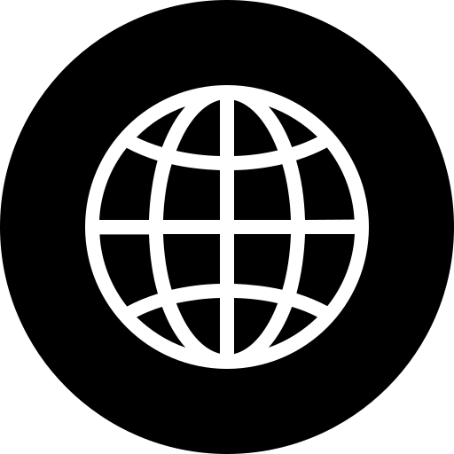 Circle, global, globe, international, language, travel