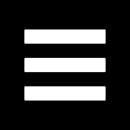 circle, hamburger, list, menu, navigation, stack icon