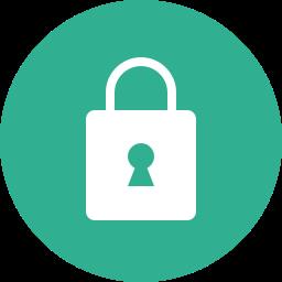 Lock green 256 Услуга: Личные приватные анонимные прокси и VPN для работы в интернете