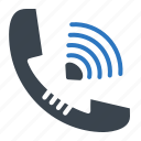 call, communication, device, interaction, mobile, phone, telephone icon