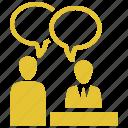 job interview, meeting, teamwork