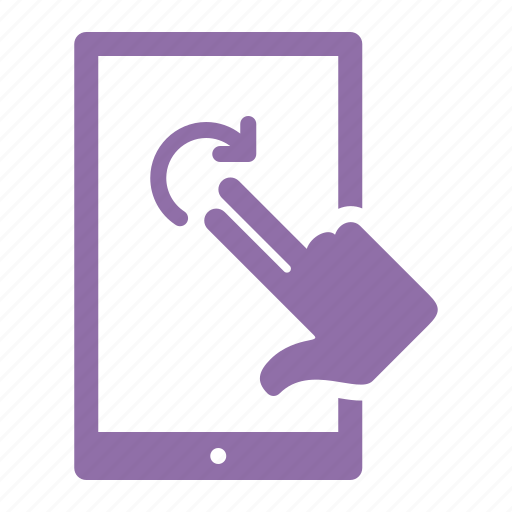 accessibility, click, tablet, usability icon