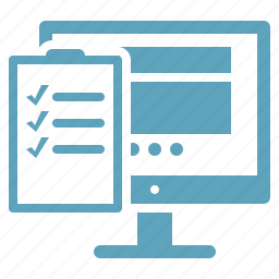 tasks, testing, to do list, usability icon