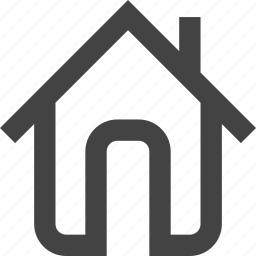 home, home page, house, real estate icon