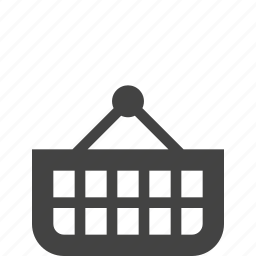 ecommerce, online shopping, shopping basket icon