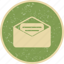 email, envelope, letter icon