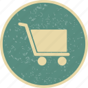 basket, cart, online shopping icon
