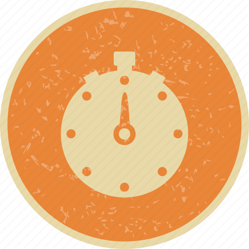 count down, stop watch, timepiece icon