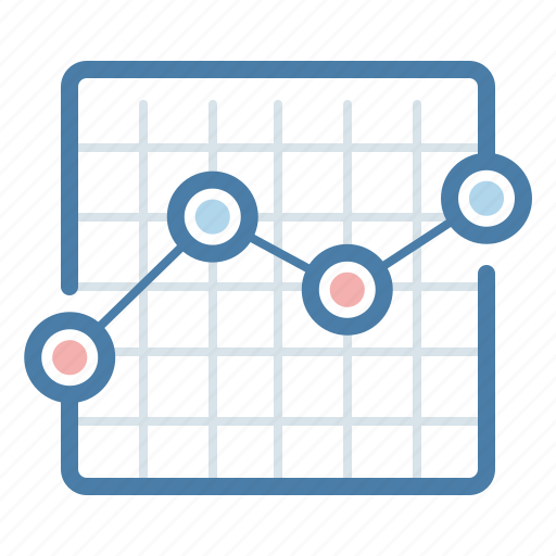 analytics, chart, diagram, finance icon