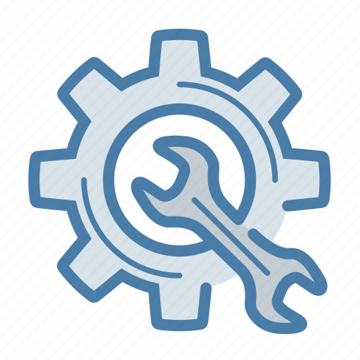 configuration, customize, gear, management, options, preferences, settings icon