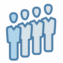 community, leader, leadership, manager, office, team, teamwork icon