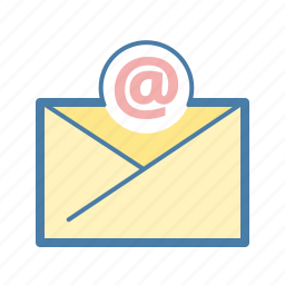 contact, email, email marketing, envelope, letter, mail, message icon