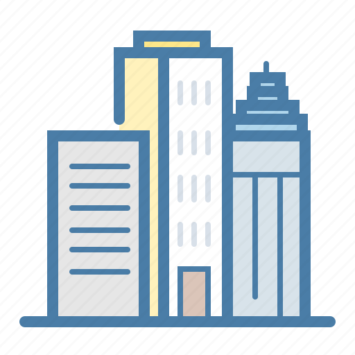 building, enterprize, office, real estate icon