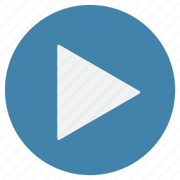 audio, continue, mp3, music, musical, play, video icon