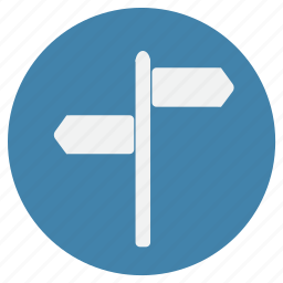 location, lost, navigation, point, pointer, way icon