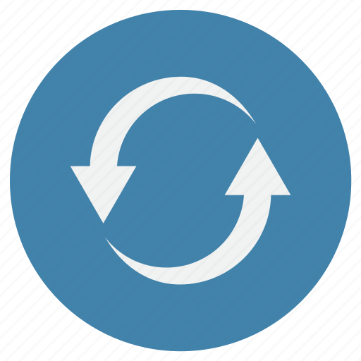change, charge, power, recycle, replace, reset icon
