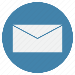 communication, email, mail, message, post icon