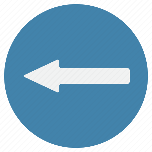 arrow, back, direction, left, right, way icon