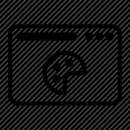 color, dekstop, pallet, seo, theme, website icon