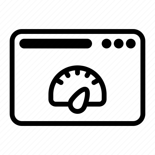 dekstop, fast, seo, speed, speedmeter, website icon