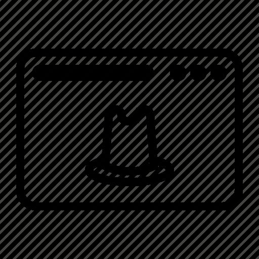dekstop, hack, hat, seo, website icon