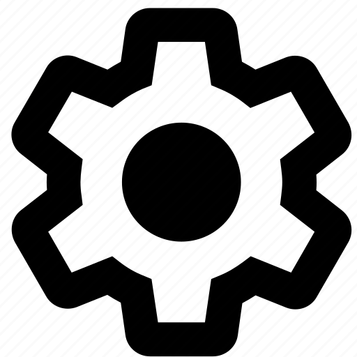 configuration, gear, optimization, preferences, settings icon