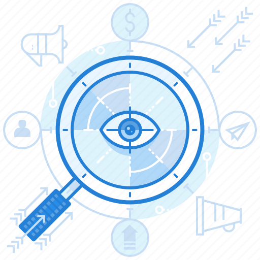 Targeting, search, seo icon - Download on Iconfinder