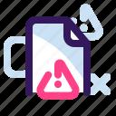 forbidden, page, website icon