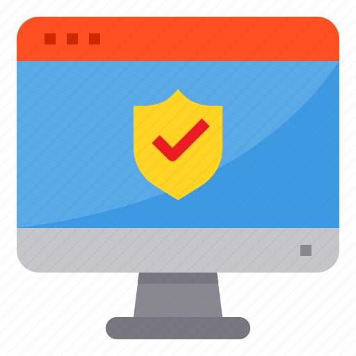 browser, computing, interface, internet, protect, ui icon