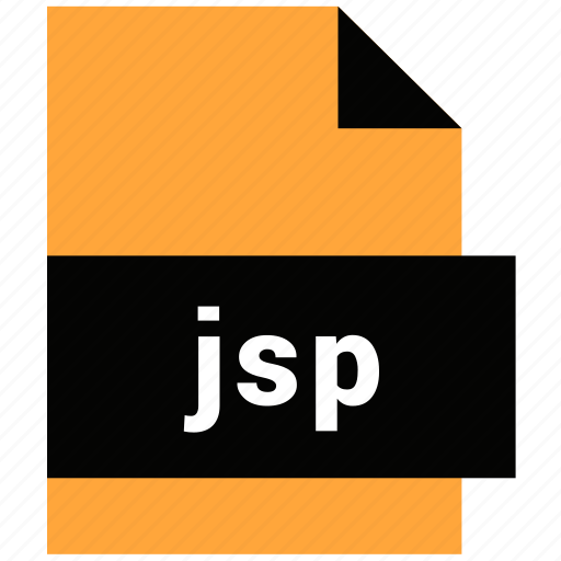 java server page, jsp, website file, website file format icon