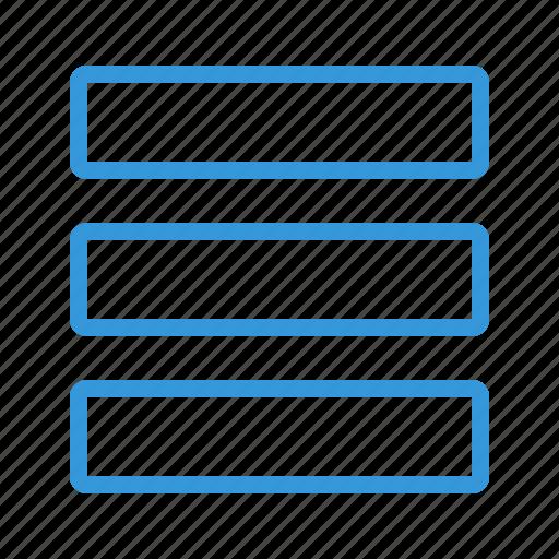 align, dashes, data, hamburger, interface, list, menu, navigation, sidemenu, text, todo icon