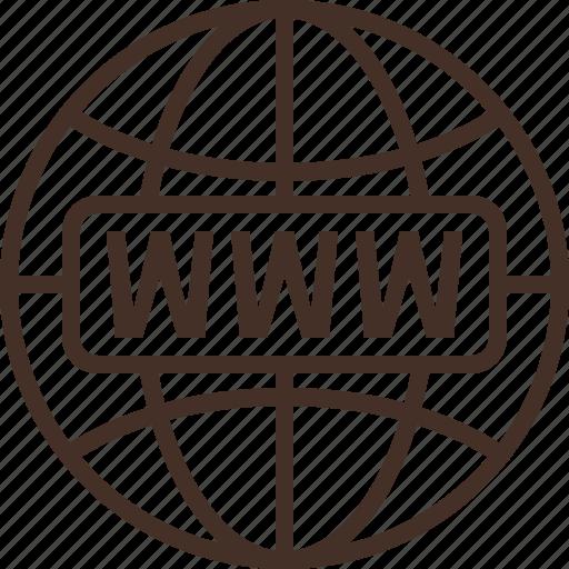 global, globe, internet, online, web, worldwide, www icon