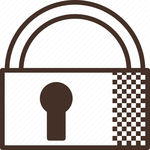 key, lock, restrict, security icon