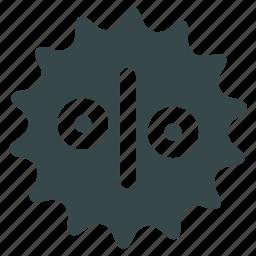 badge, discount, percent, price label, sale, sticker, tag icon