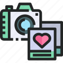 camera, couple, love, pre wedding, wedding icon