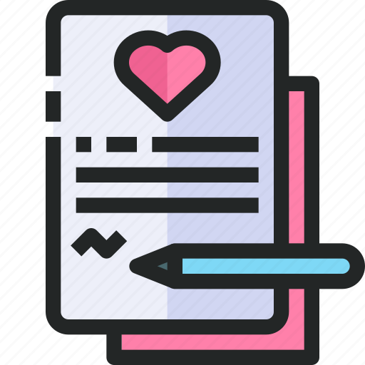 contract, couple, love, pre wedding, wedding icon
