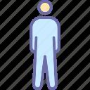 boy, gentleman, male, male avatar, male person icon