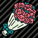 flower, wedding, bouquet, event, florist, valentines, blossom