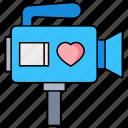 video, recorder, film, documentation