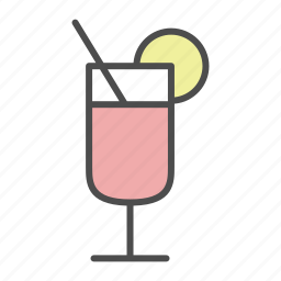 champagne, drink, glass, wedding icon