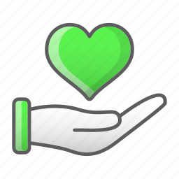 care, health, heart, insurance, love icon