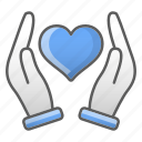 care, health, heart, love, romance icon