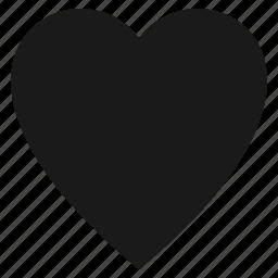 dear, heart, like, love, wedding icon