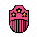 celebration, free, liberty, shield, state, unitedsates icon