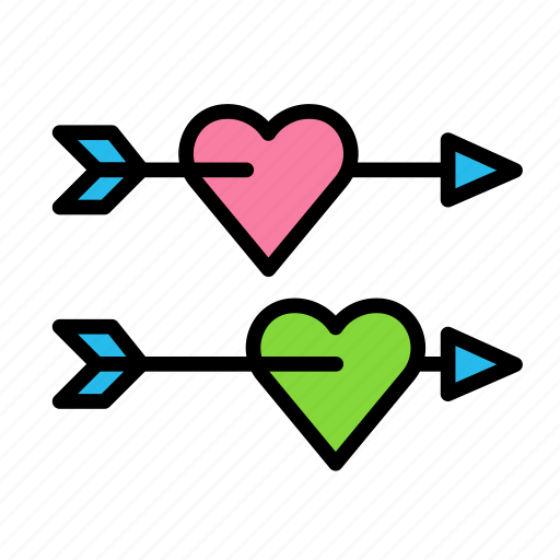 doublearrow, love, marriage, party, wedding icon